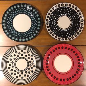 """West Elm 9"""" plates"""